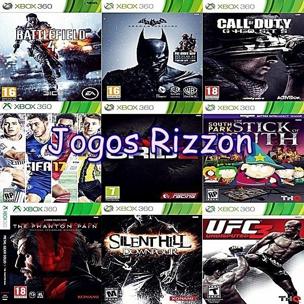 18patchs Em Português Xbox 360 Lt 30 Rgh ,ltu Frete Grátis - R