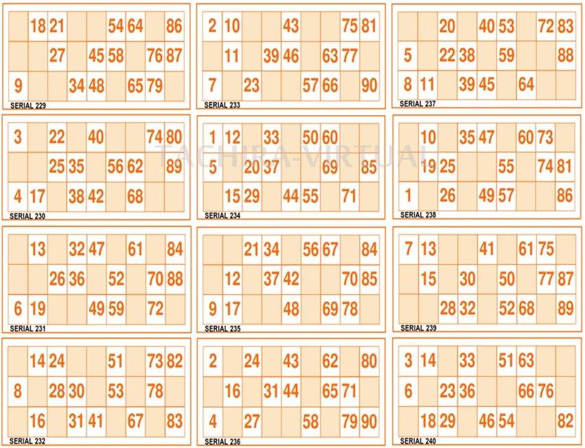 Cool Car Wallpapers 500 Cartones De Bingo Para Imprimir Gratis 300 Cartones De