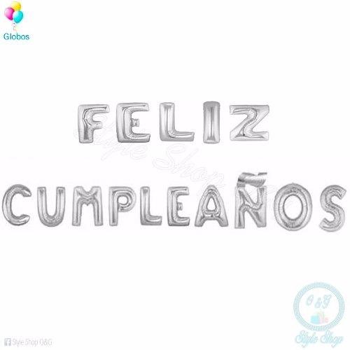 letra feliz cumpleaños - Pinarkubkireklamowe