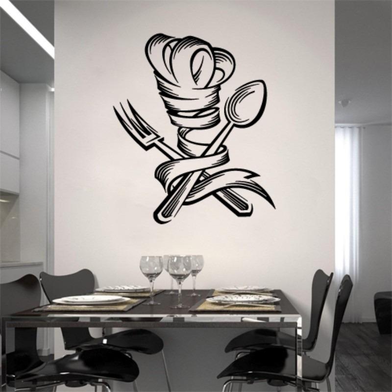 Dobby Quotes Wallpaper Adesivo Decorativo Parede Chefe Chef Cozinha Copa Sl