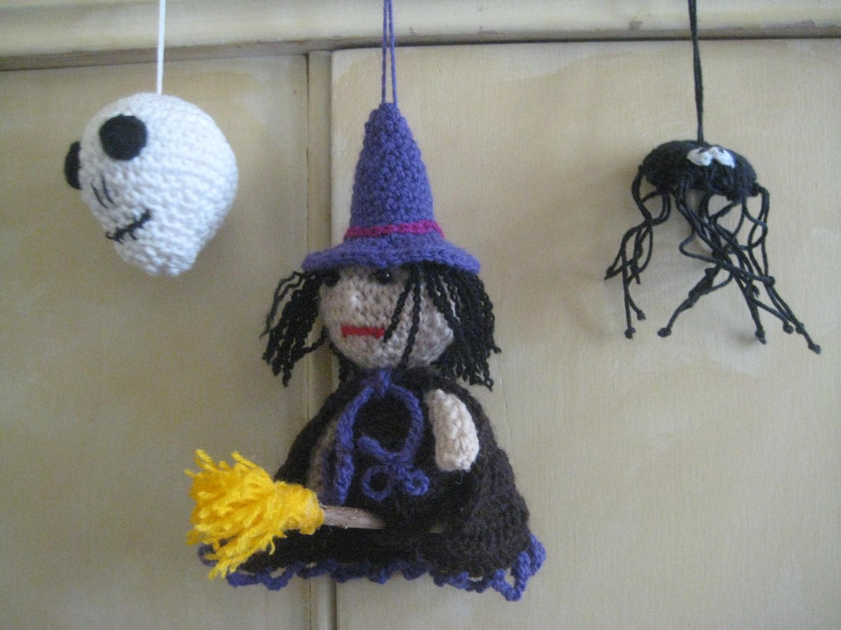 Como Hacer Decoraciones De Halloween Adornos Para Halloween Simple Coffee Break Manualidad Con