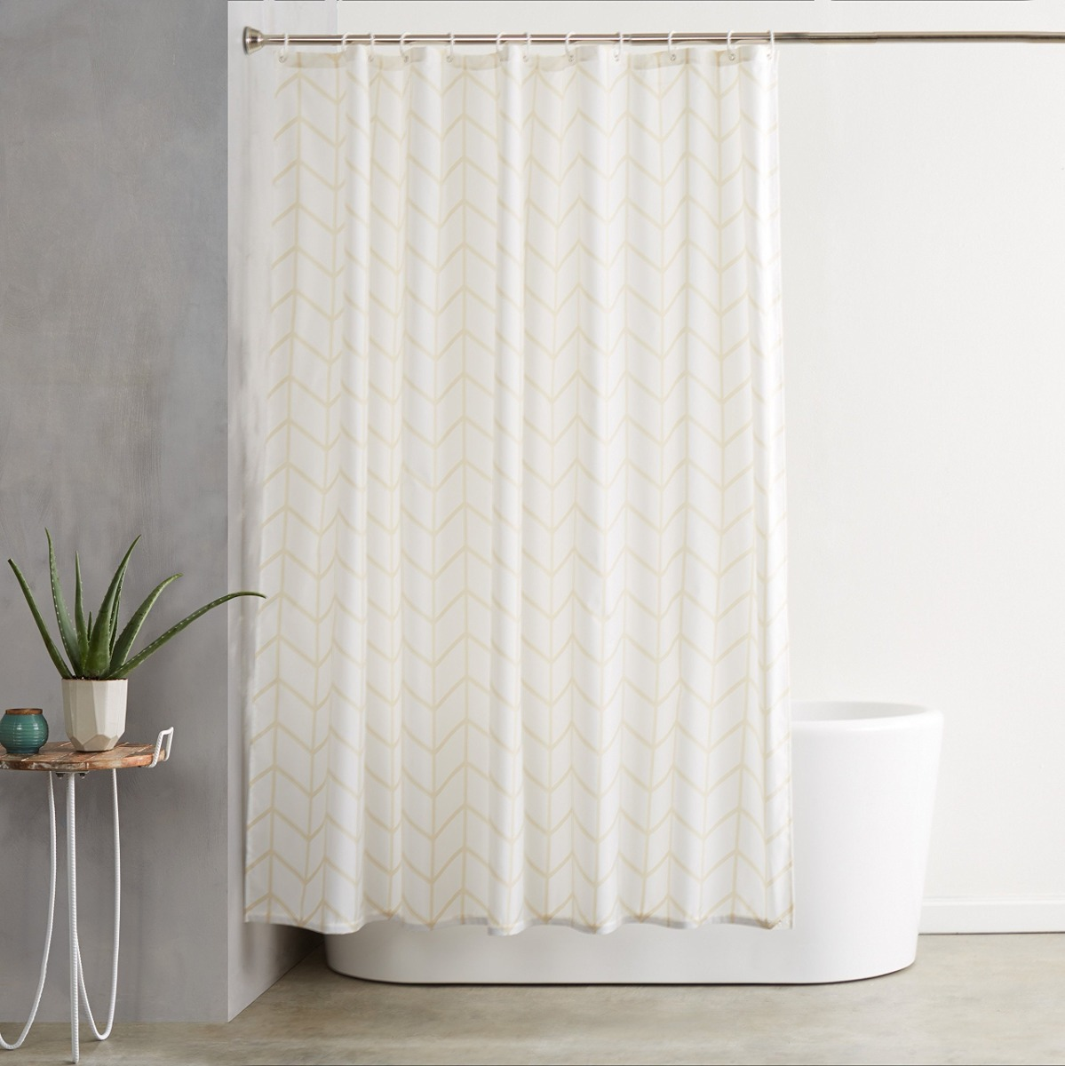 Amazon Cortinas Baño Amazon Basics Cortina De Baño 183 X 183 Cm Diseño De Esp