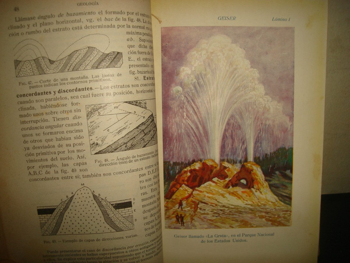 Vender Libros Digitales Antiguo Libro De Historia Natural 1928 699 00 En
