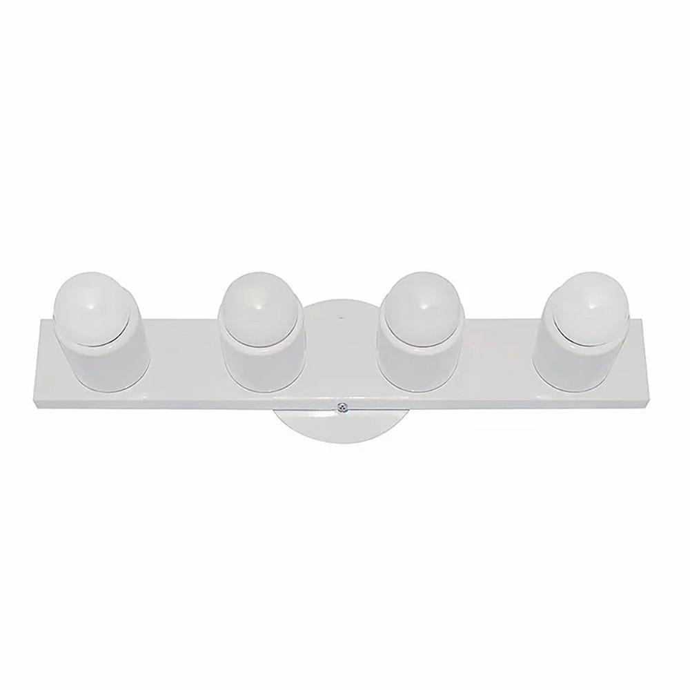 Aplique Baño Led Incluidas Pared Camarin 4 Luces Espejo e73f5c1b3534