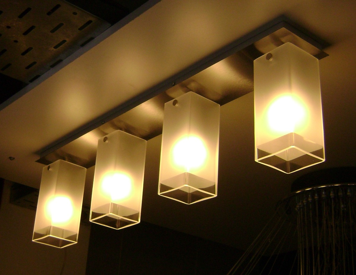 Lamparas De Techo Cocina Led Luces Led Para Techos Stunning Luces Led Para Empotar En Pared O