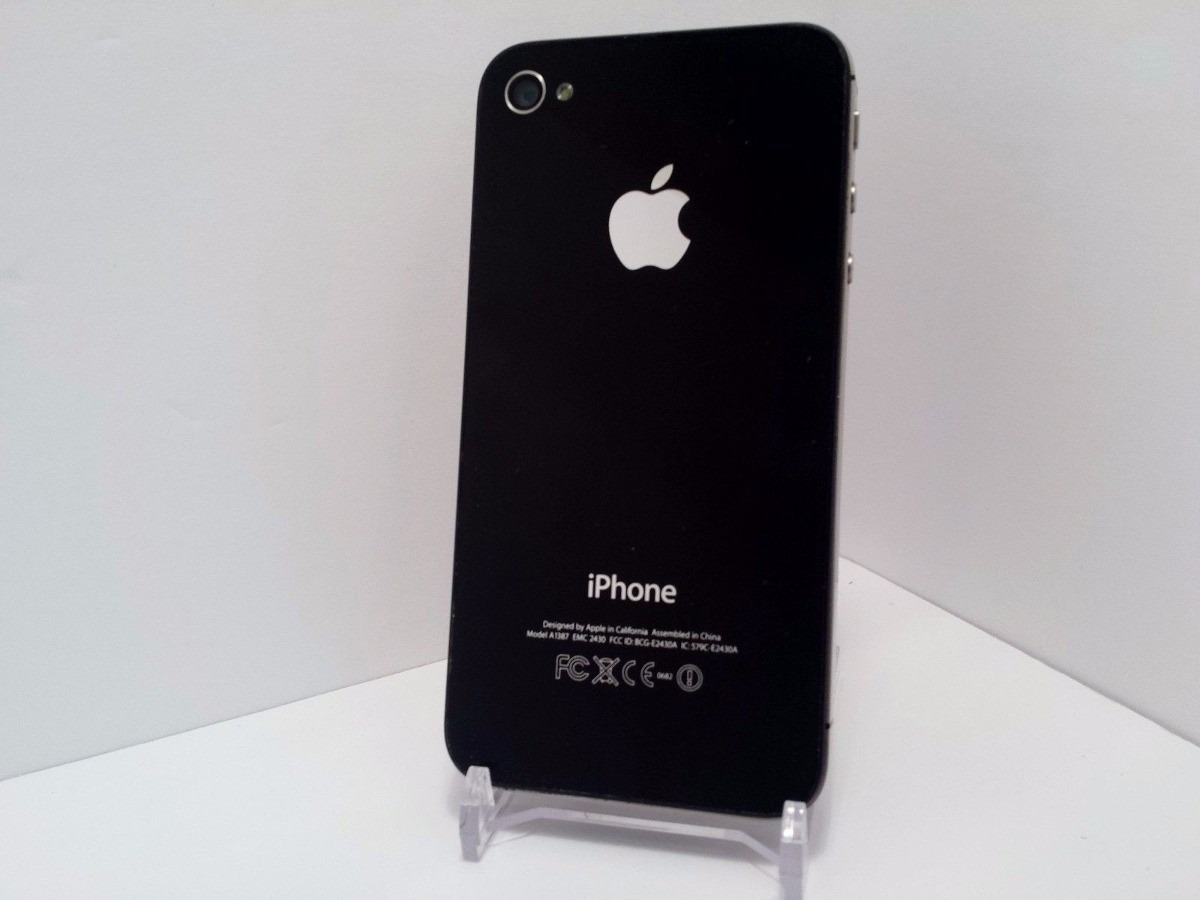 Iphone 4s 16gb Libre Apple Iphone 4s 16gb 100 Original Desbloqueado