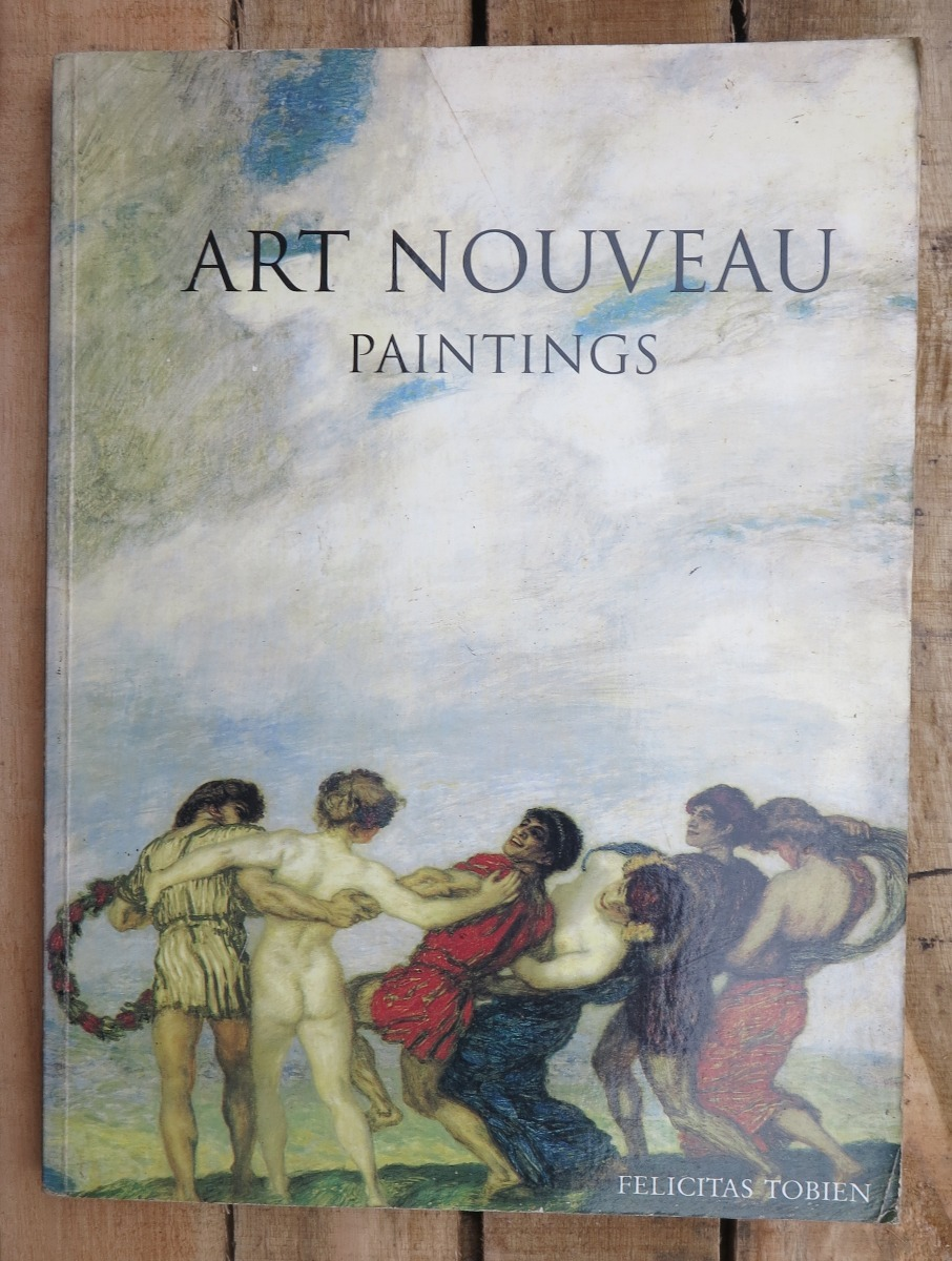 Art Nouveau Pintura Art Nouveau Paintings Arte Pintura 600 00