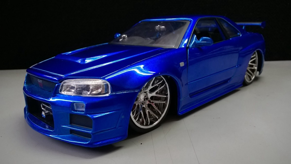 Sick Car Wallpapers Auto De R 225 Pido Y Furioso 3 Nissan Skyline Gt R34 En 1 24