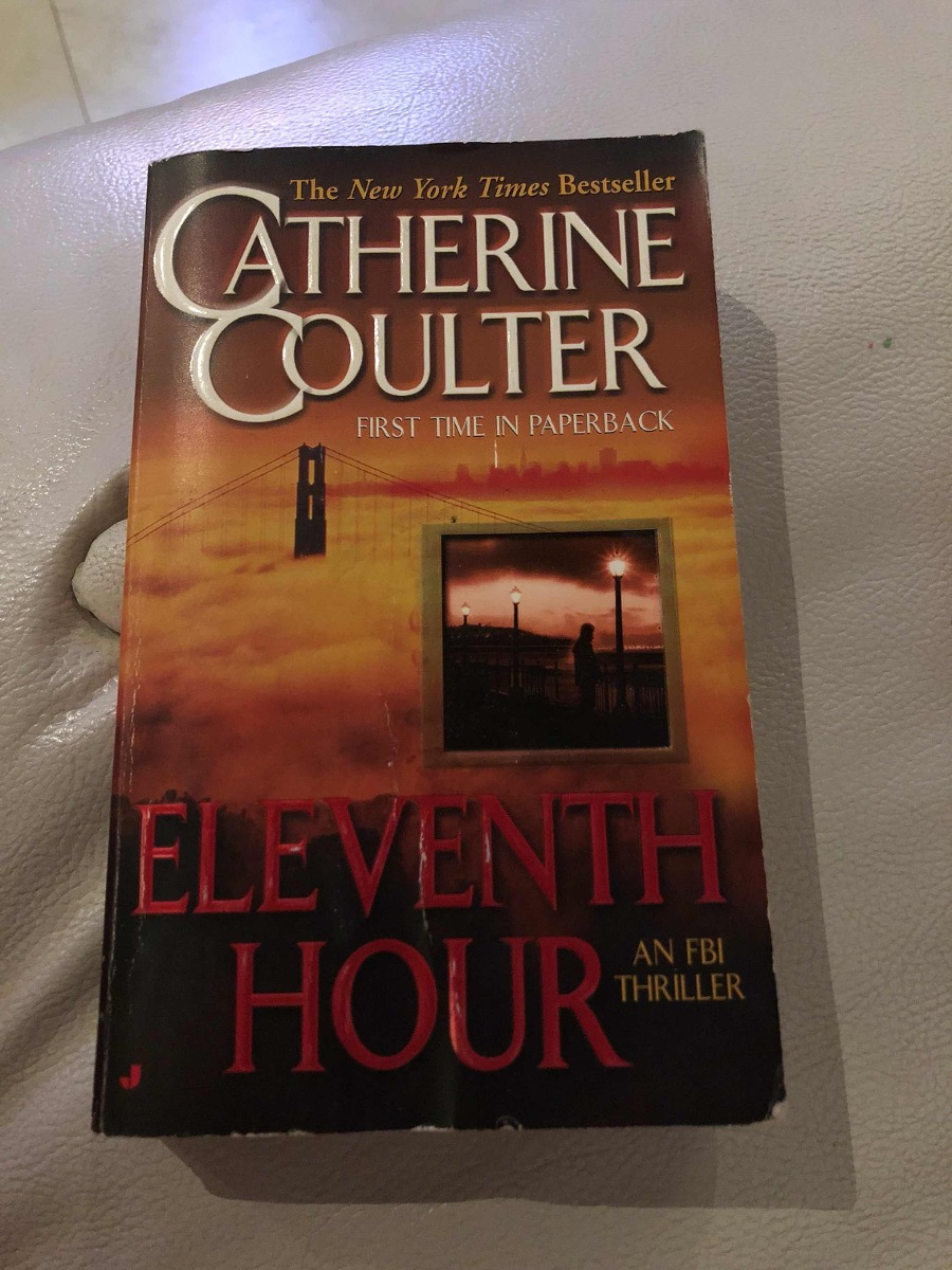Catherine Coulter Libros Book Eleventh Hour An Fbi Thriller Catherine Coulter 299 00