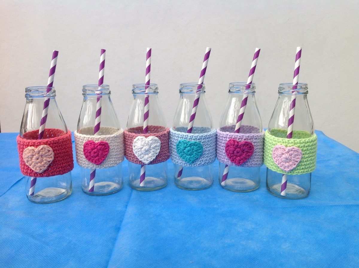 Botellas De Vidrio Decoradas Para Boda Decoracion De Botellas De Vidrio Ms Y Ms Como Decorar Botellas De
