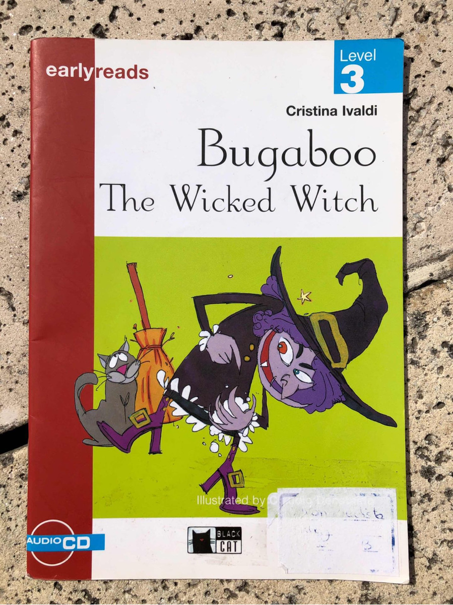 Wicked Libro Bugaboo The Wicked Witch Libro De Inglés 300 00