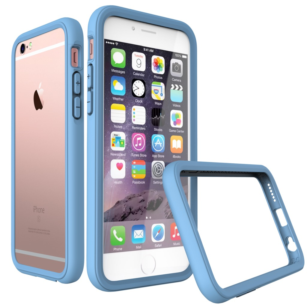 Iphone 6s Precio Libre Bumper Rhinoshield Crash Guard Iphone 6 43 6s 43 Baby