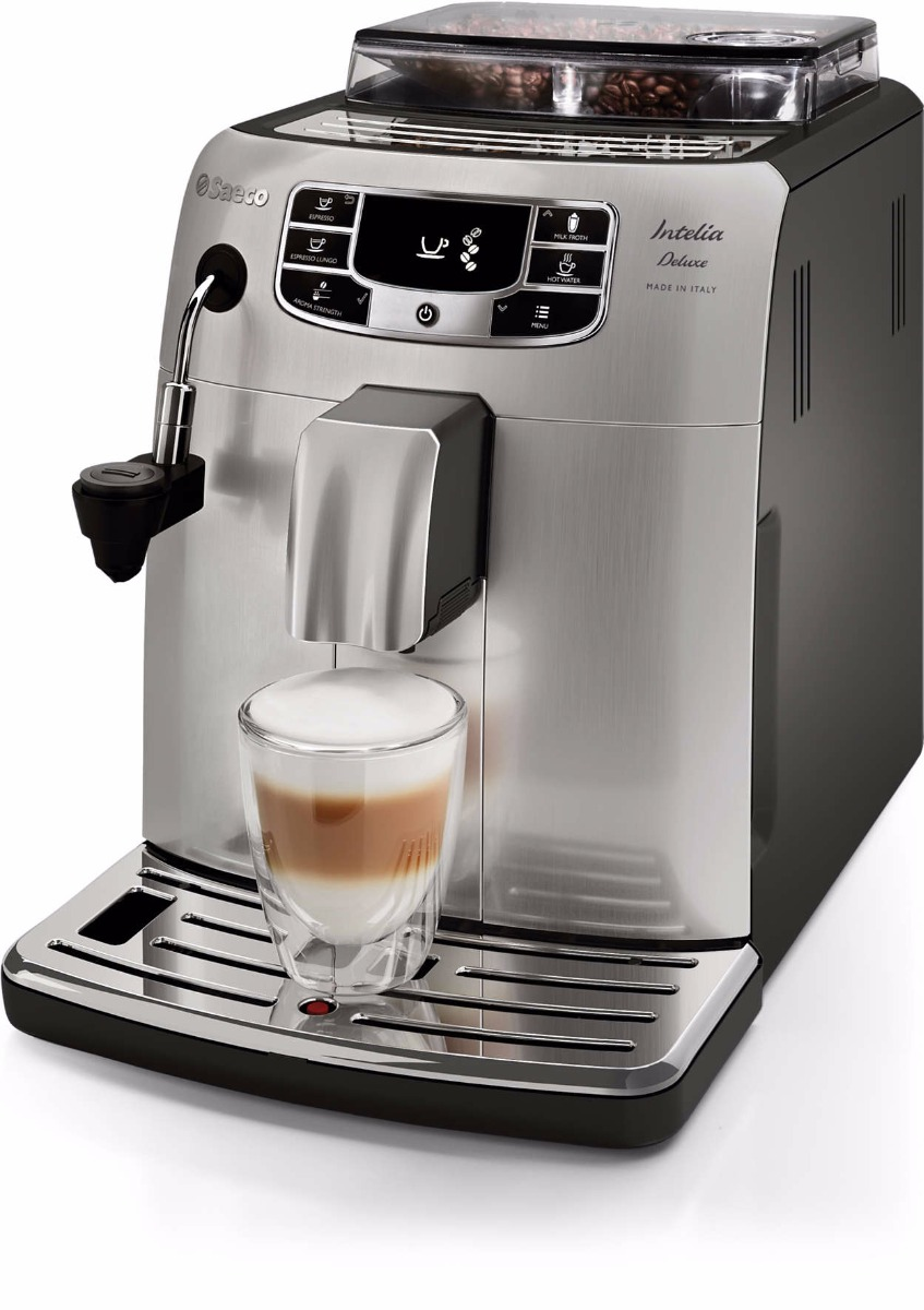 Philip Saeco Cafetera Express Philips Saeco Intelia Delux Hd8904 01