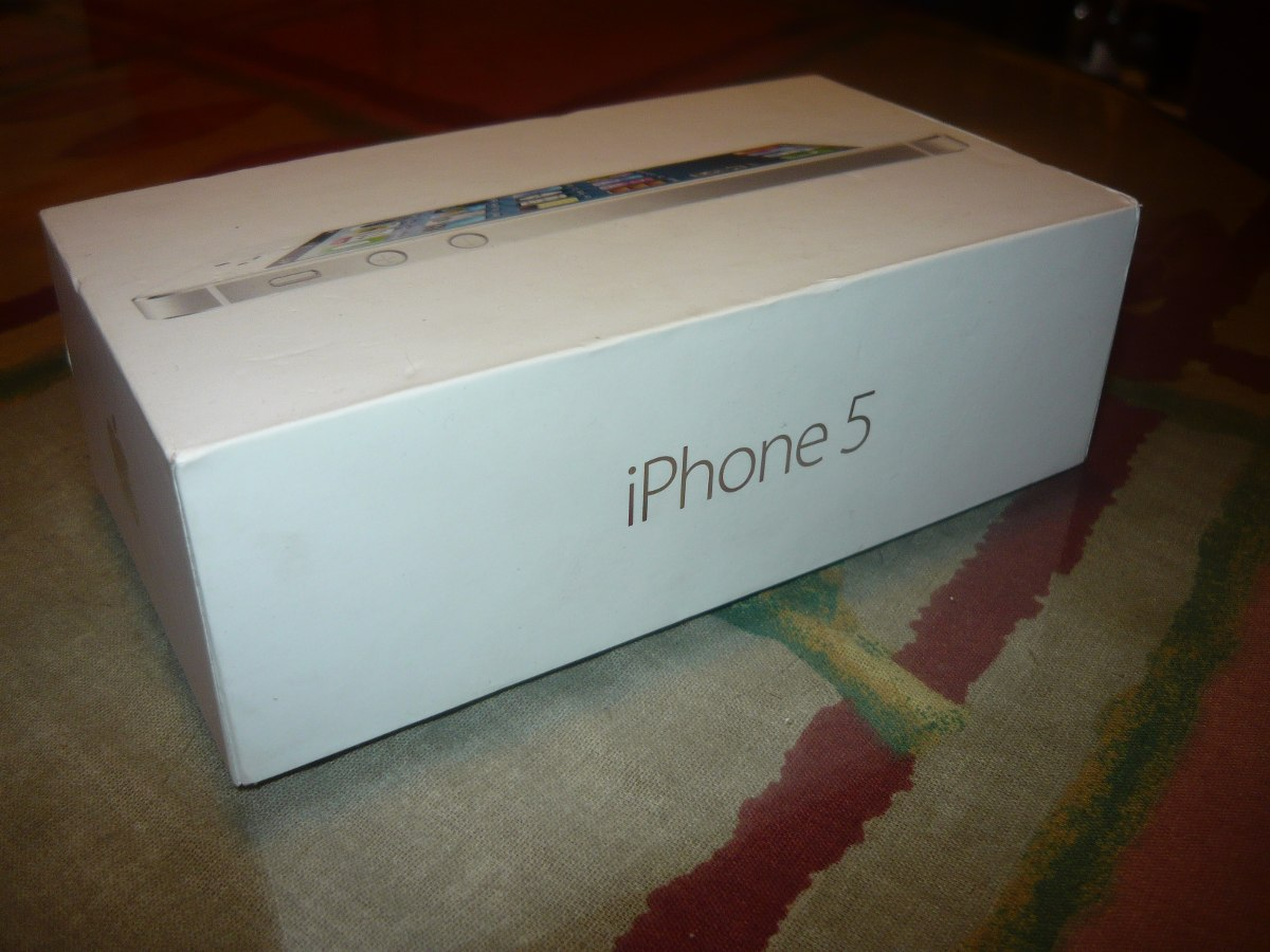 Comprar Iphone 5 32gb Libre Caja De Iphone 5 Blanco 32gb Completo S 29 00 En