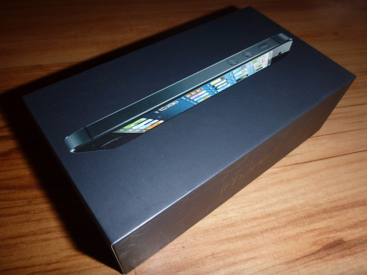 Comprar Iphone 5 32gb Libre Caja De Iphone 5 Negro 32gb Manuales Sticker Sacachip
