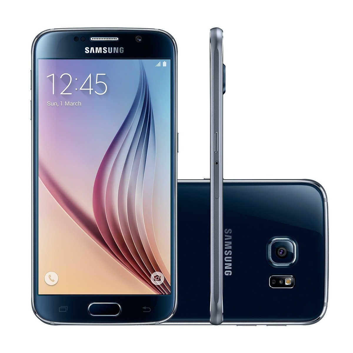 Celulares Samsung Precios Mercado Libre Celular Samsung Galaxy S6 32gb 16mp Azul Power Bank