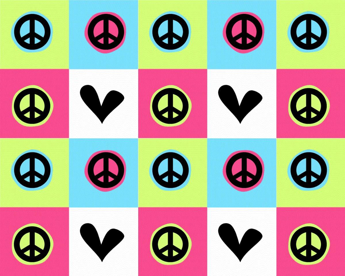 Resultat d'imatges de cenefa simbolo de la paz