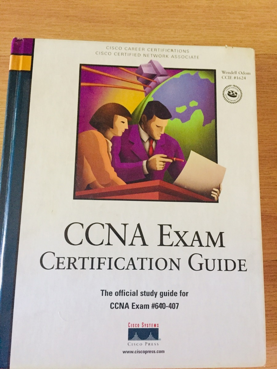Libros Cisco Cisco Systems Libros Técnicos Ccna Exam Certification Guide 2 990 00