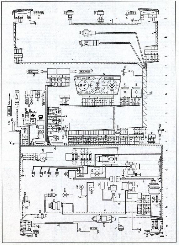 wiring diagram taller citroen c15