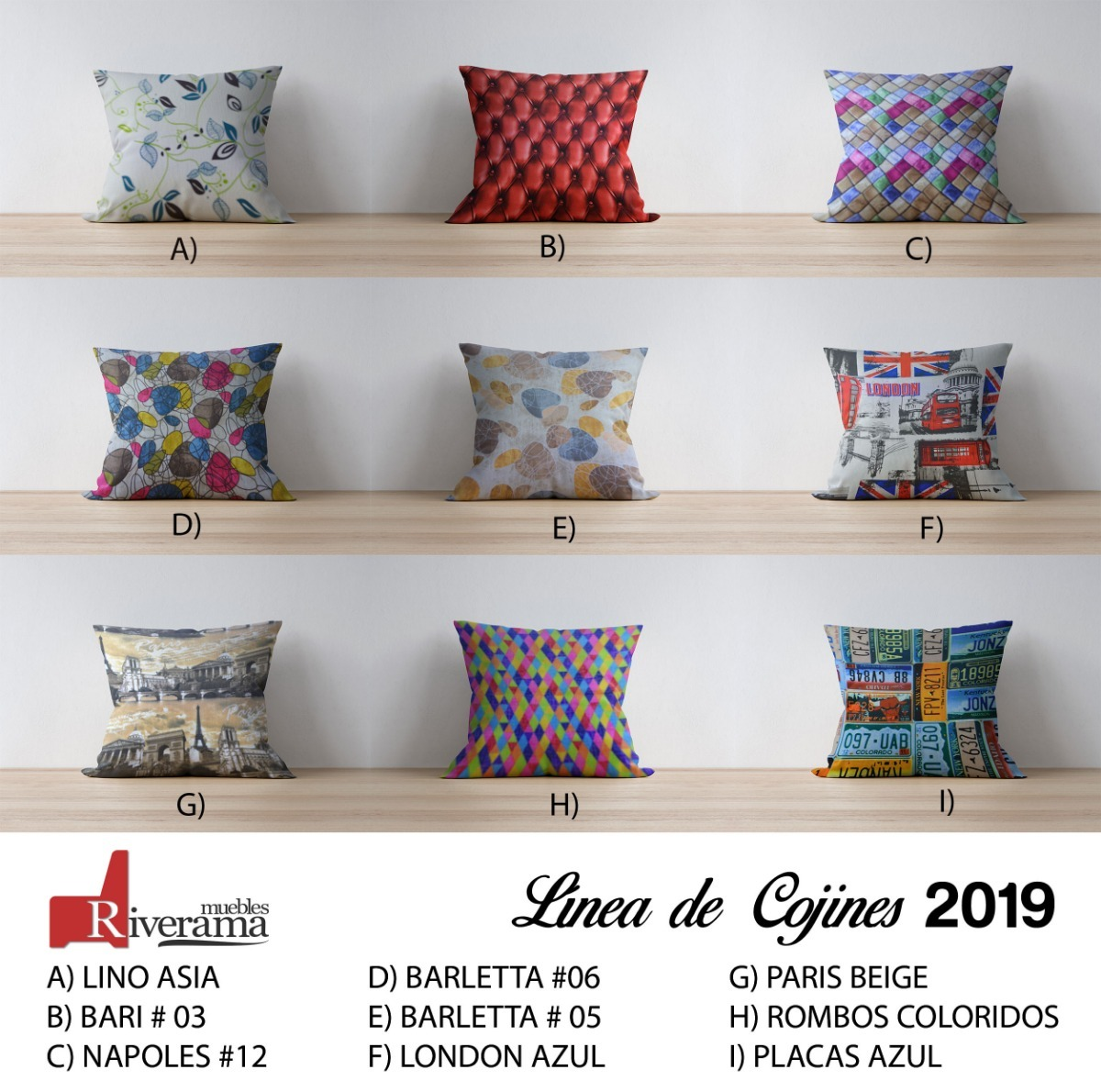 Muebles Banderas Cojín Cojines Decorativos Estampado Bandera London