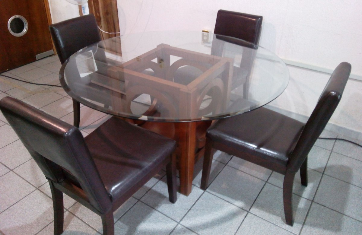 Comedores Minimalistas | Antecomedor Mesa Con Sillas Lounge ...