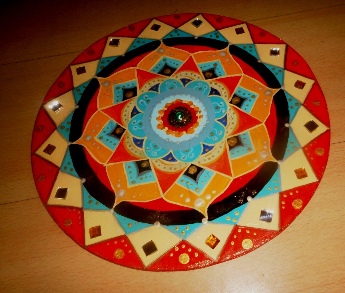 Cuadros De Piedras 1000 43 Images About Mandalas En Piedra On Pinterest