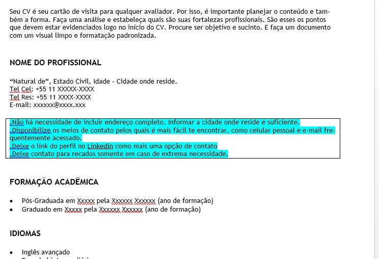 Curriculo Para Preencher + De 25 Modelos Curriculum Vitae - R$ 8,00