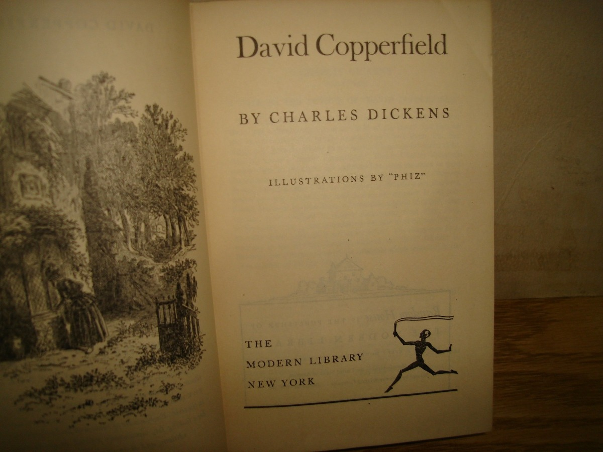 David Copperfield Libro David Copperfield Charles Dickens 499 00 En Mercado
