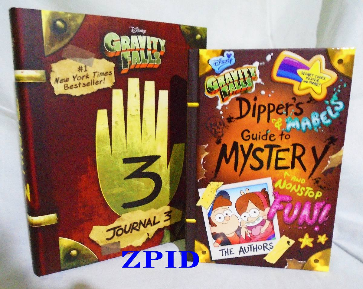 Libros Diario Diario3 Gravity Falls 43 L Dipper And Mabel Ingles 43 Env