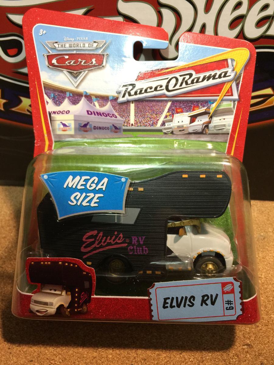 Cars Disney Elvis Disney Pixar Cars Lot Of 10 Unopened Packages
