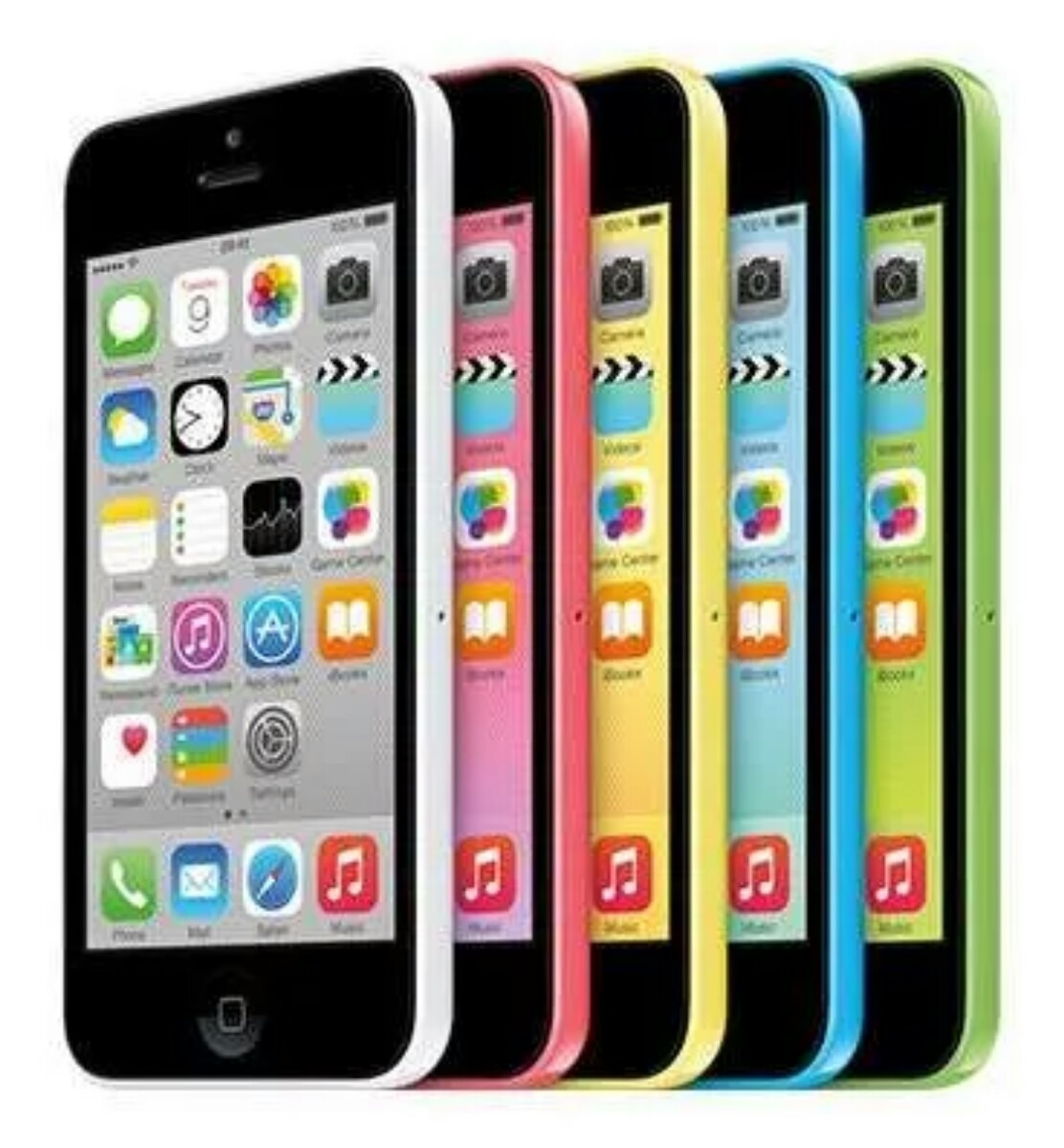 Iphone 5 S Libre Pantalla Display Lcd Iphone 5 5s 5c Original 329 00 En
