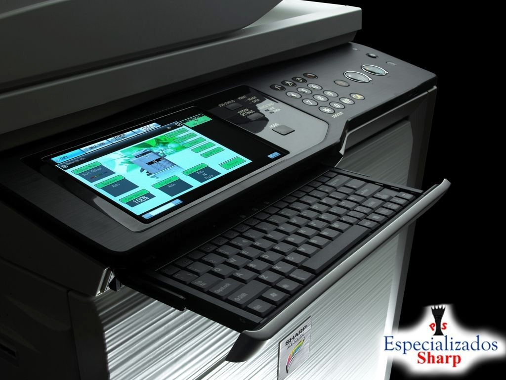 Mercado Libre Copiadoras Escaner Copiadora Sharp Mx 5001 Impresora Toner Usb