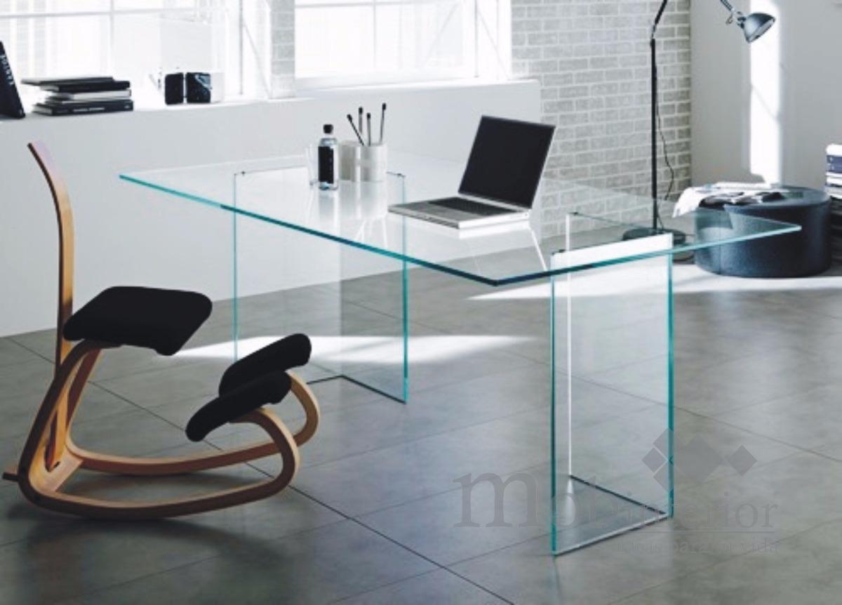 Mesas De Cristal Para Despacho   Cristales Para Puertas La ...