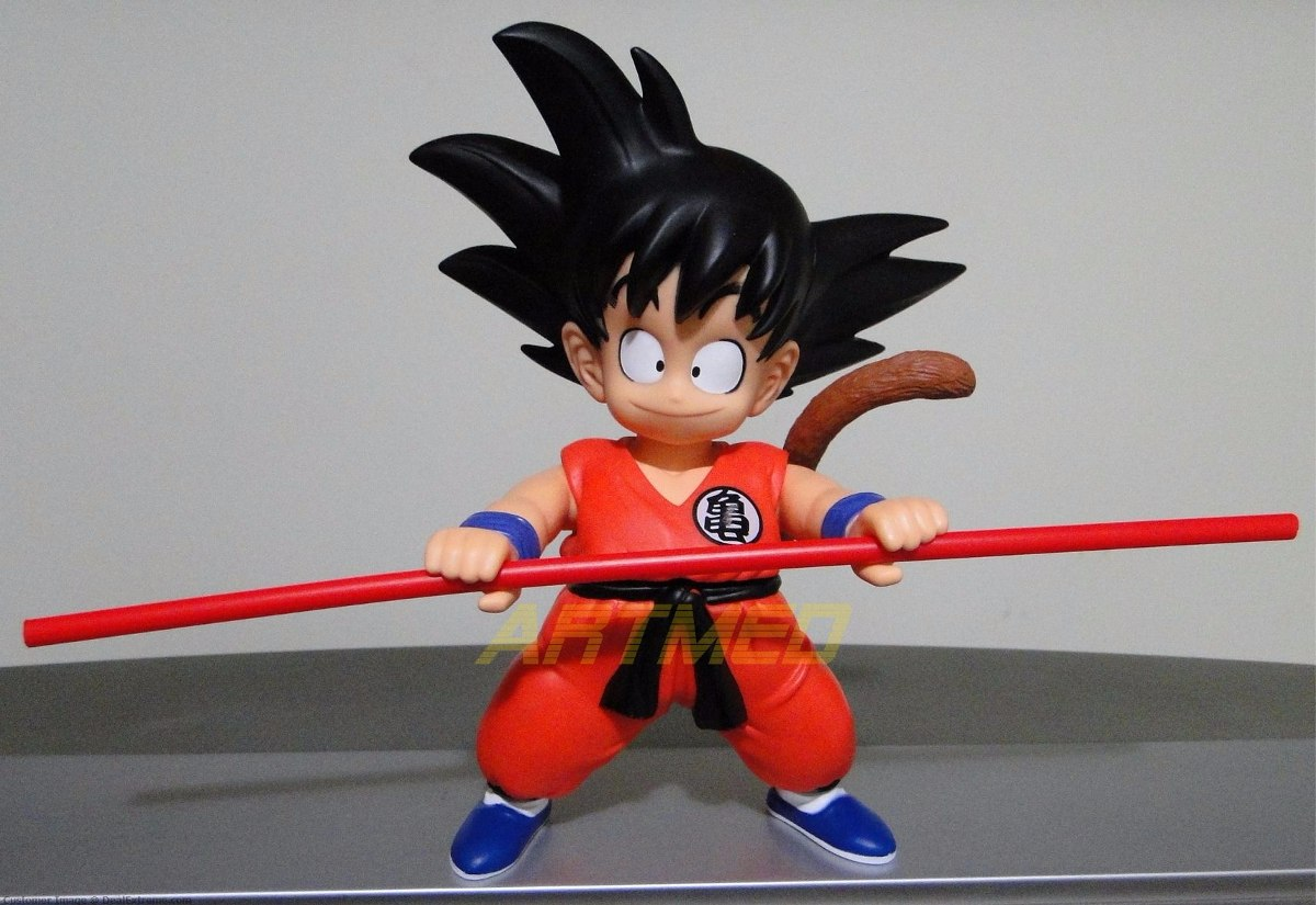 Mercado Libre Com Figura Goku Niño Original Banpresto Dragon Ball 595 00