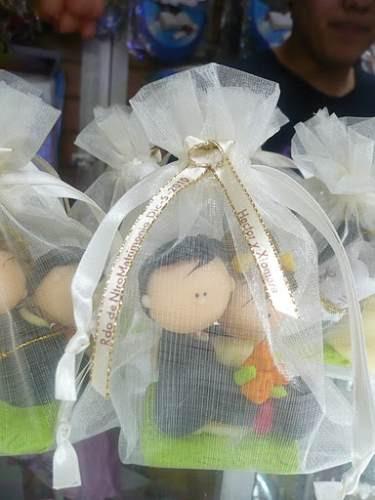 Figuras Como Recordatorios De Boda-matrimonio - $ 4500 en Mercado Libre