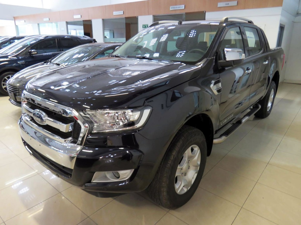Ofertas Movil Libre Ford Ranger Limited 2019 - $ 135.990.000 En Mercado Libre