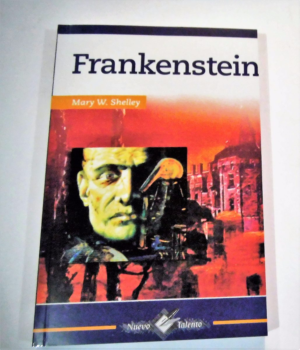 Frankenstein Libro Frankenstein Mary W Shelley 150 00 En Mercado Libre
