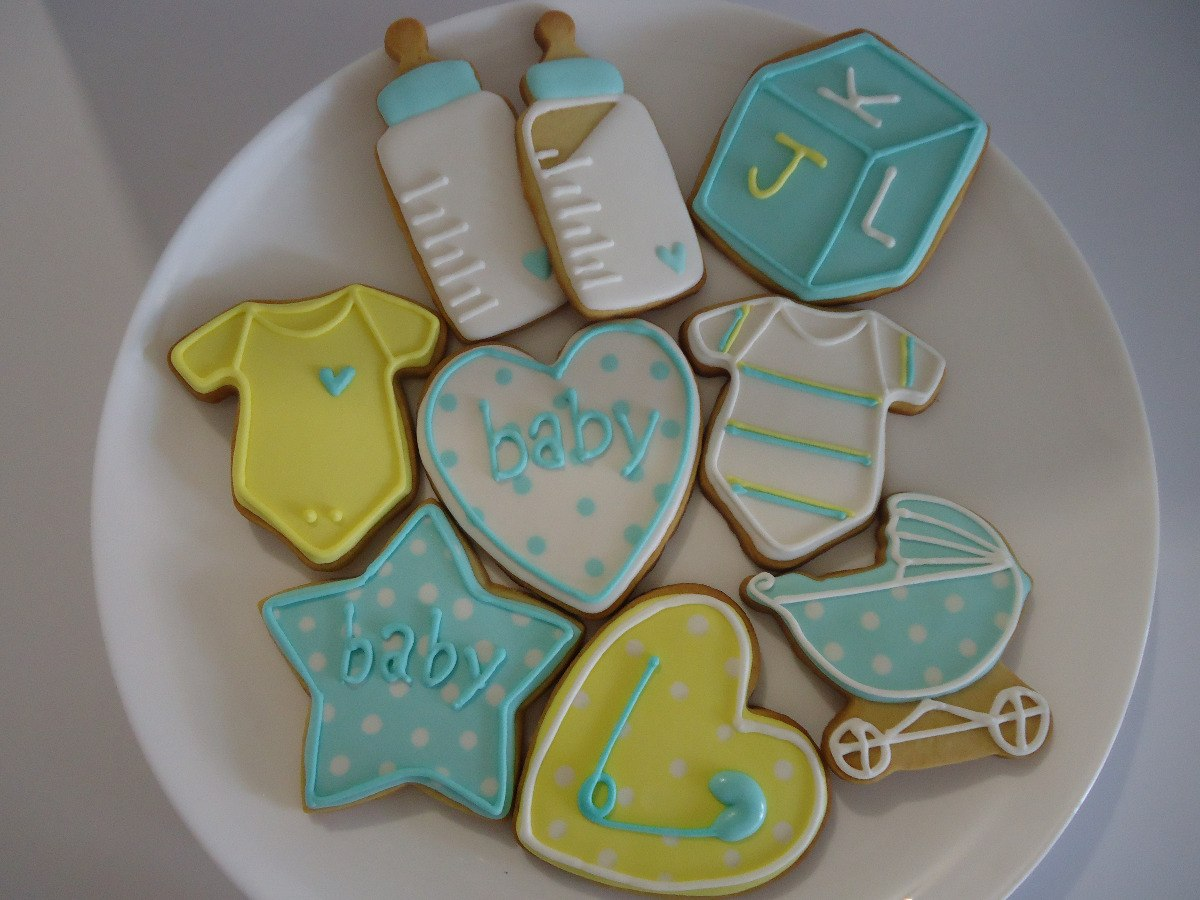 Galletas Decoradas Baby Shower Galletas Decoradas Personalizadas Baby Shower Bautizo