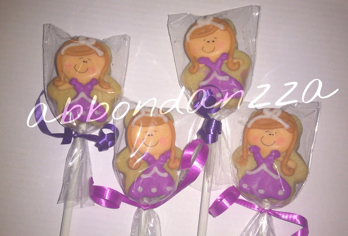 Galletas Decoradas De Princesas Galletas Decoradas Princesa Sofia Mamuts Bubulubus 10