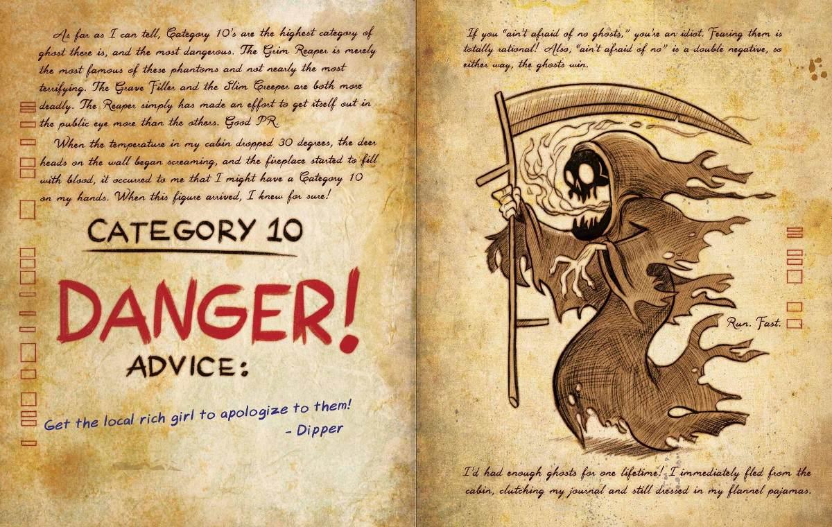 Gravity Falls Wallpaper Trust No One Gravity Falls 3 Edici 243 N Especial P 225 Ginas En Tinta Negra