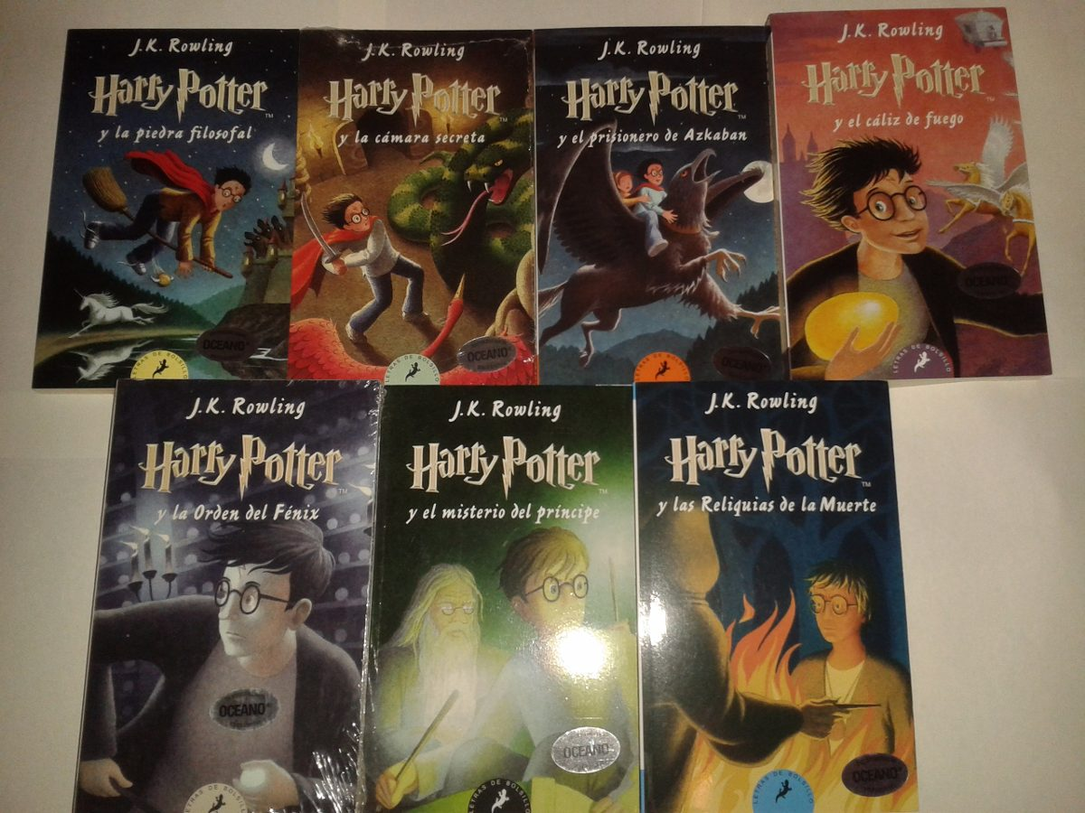 Harry Potter Libros Pdf Descargar Libro Harry Potter Spanish Harry Potter Y La