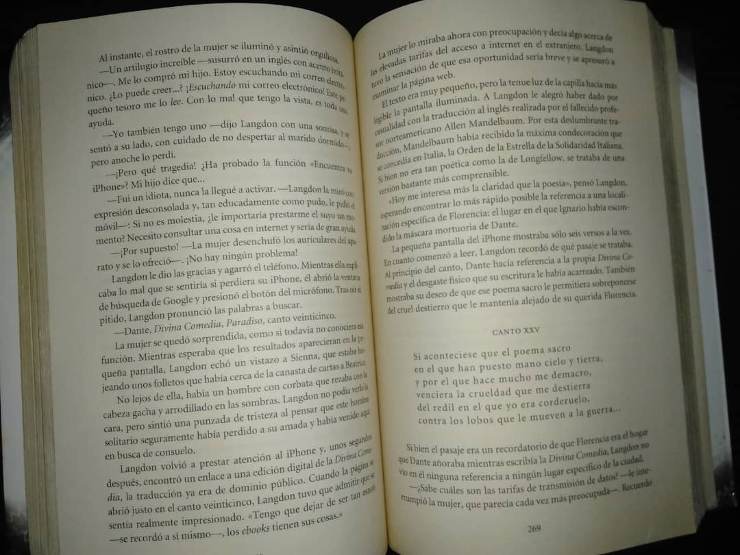Dan Brown Libros Orden Inferno Dan Brown