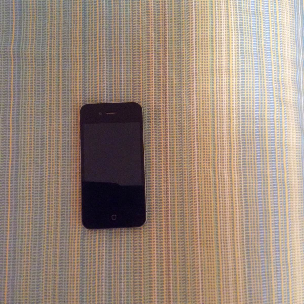 Vender Iphone 4 Libre Iphone 4 De 16 Gb 1 600 00 En Mercado Libre