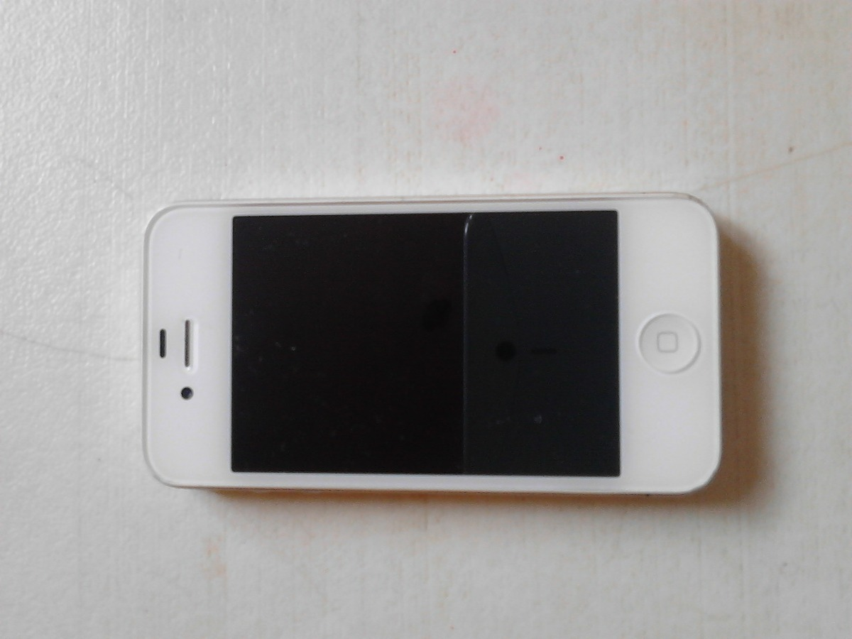 Vender Iphone 4 Libre Iphone 4 De 8gb 800 00 En Mercado Libre