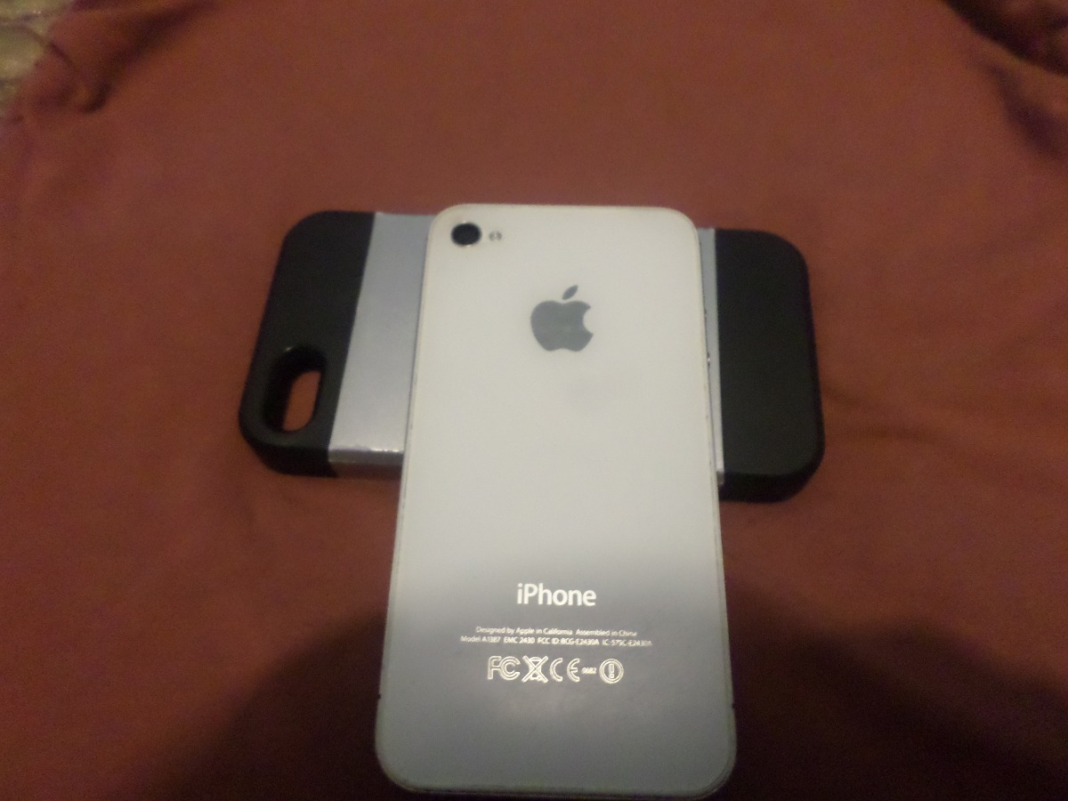 Iphone 5 S Libre Iphone 4s 16gb 100 Libre U S 100 00 En Mercado Libre