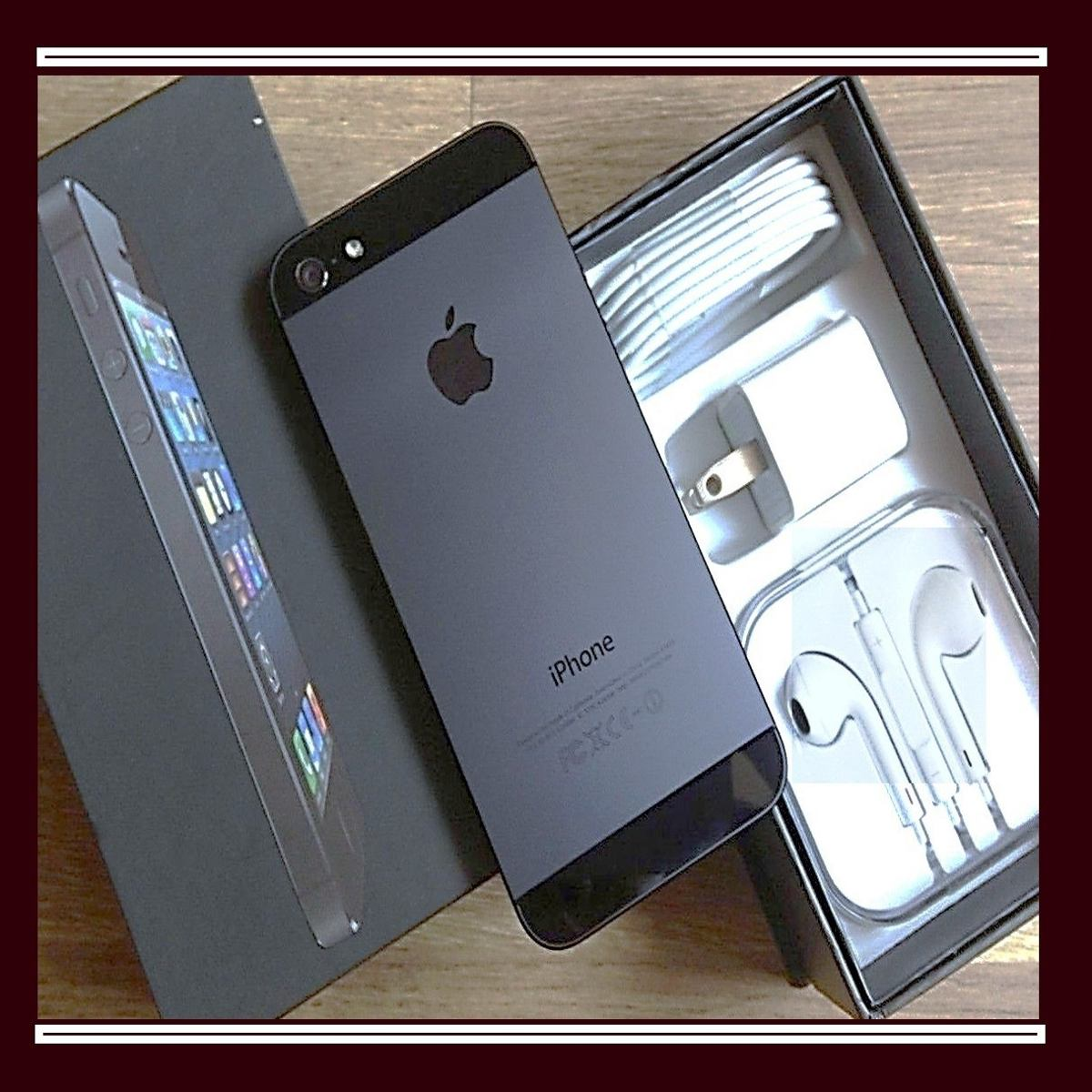 Comprar Iphone 5 32gb Libre Iphone 5 32gb Libre De Fabrica Oferta Estetica