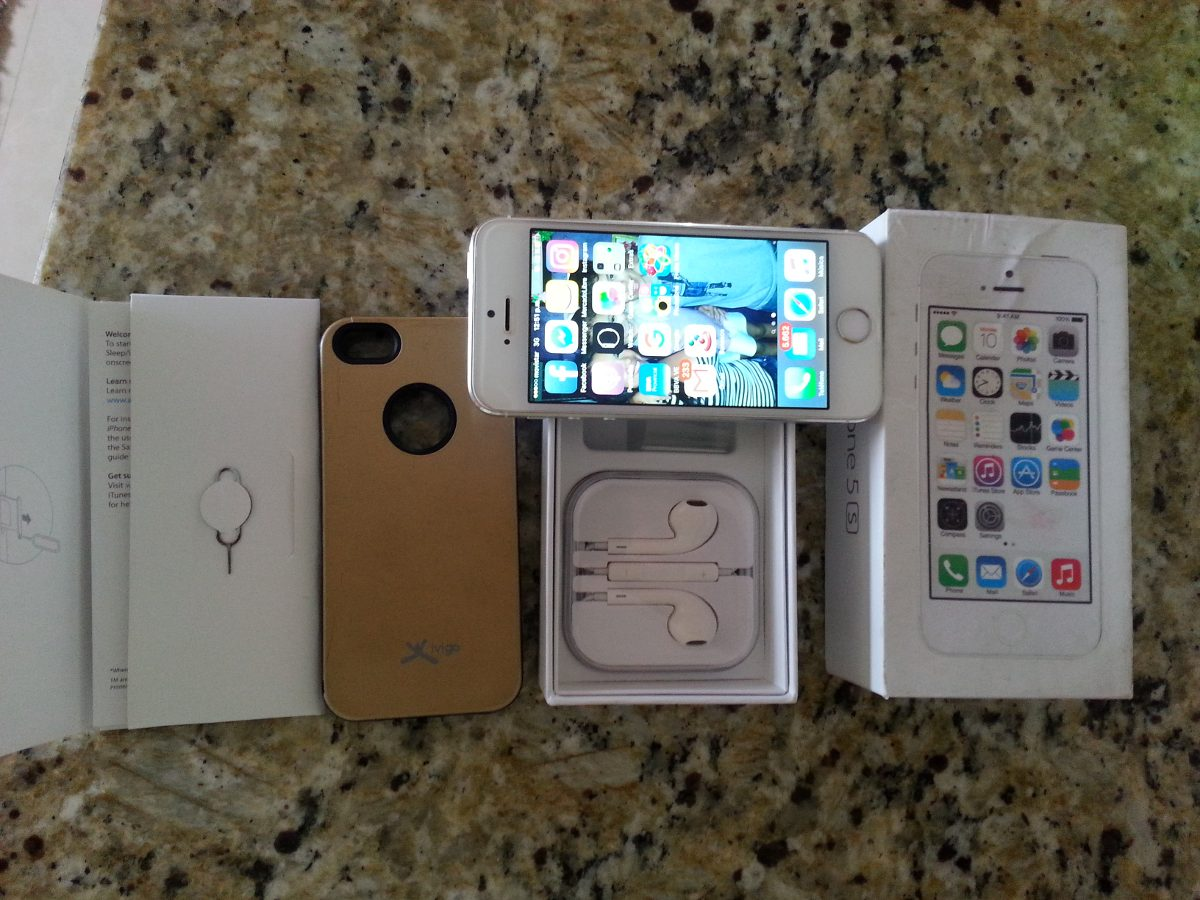 Iphone 5 Libre Precio Iphone 5s Bs 780 000 00 En Mercado Libre