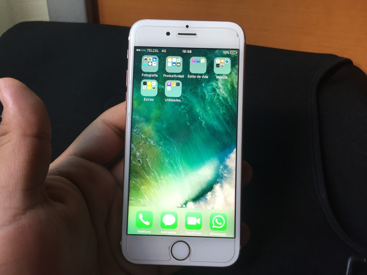 Iphone 6s Libre Iphone 6s 16gb Libre 8 200 00 En Mercado Libre