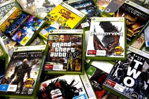Jogos Xbox 360 Pacote 10 Jogos Rgh Lt Ltu Desbloqueado - R$ 136,00