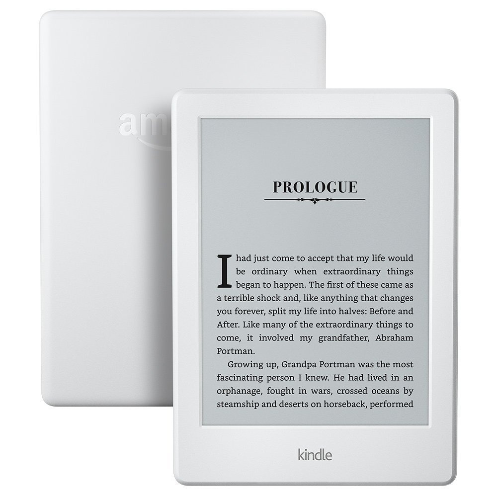 Kindle Libro Electronico Kindle White 6 Wi Fi Audible Tactil Lector Libro Electrónico